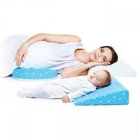 Trelax П31 CLIN, Ортопедическая подушка-трансформер для беременных и младенцев 2-в-1