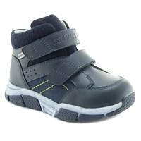 Осенняя ортопедическая обувь для детей - Ортобум 83054-03 (темно-кобальтовый)