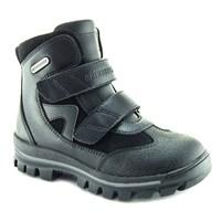 Осенняя ортопедическая обувь для детей - Ортобум 83694-36 (ярко-черный)