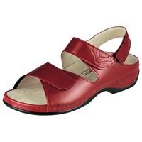 Ортопедическая обувь Berkemann (Германия, Ручная работа) модель Dore (красный)