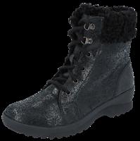 Зимняя ортопедическая обувь Berkemann Dounia (черный/черный)